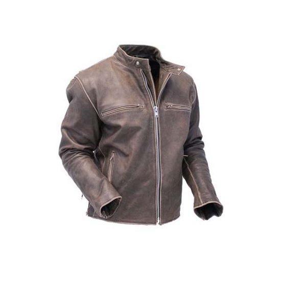 Leather Jackets Men